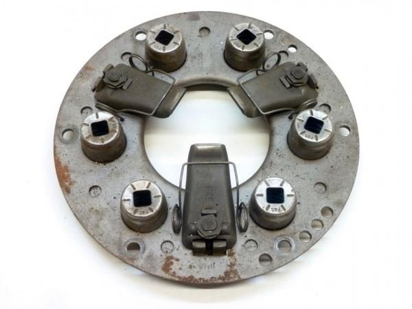 Kupplungsdruckplatte, 180 mm, f. gef. Ausrücklager, 6 Federn, A3