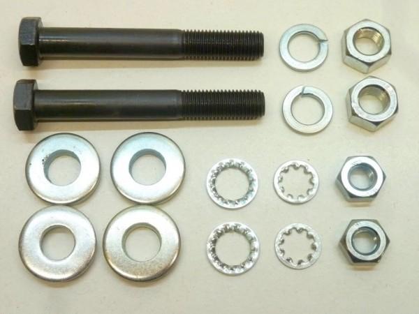 Anbausatz für Stoßdämpfer-Paar mit 3 cm breiten Augen, A1