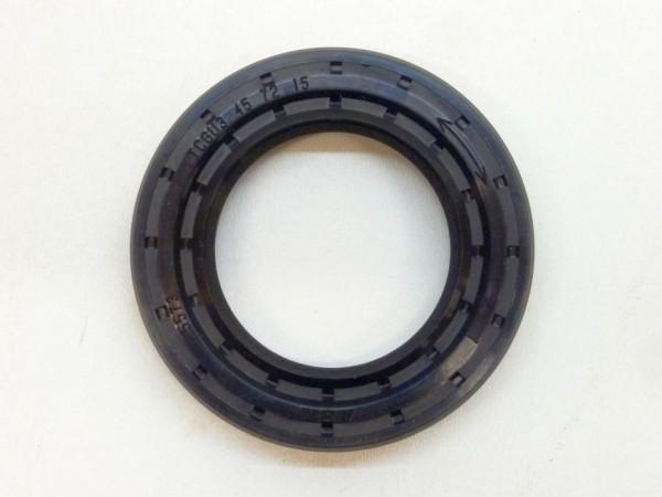 Wellendichtring für Antriebswellenflansch, 45x72x15 mm, A1