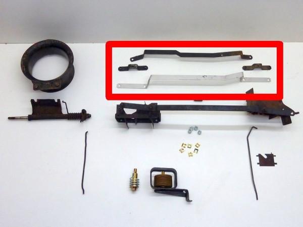 Verbindungsstange für Kühlluftklappen, XX
