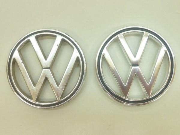 "VW-Emblem, ""groß"" (84 mm), AX"