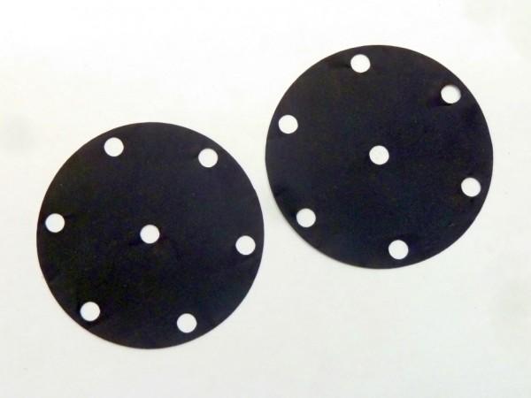 Membrane für Druckregler, BN 4/Variante 1, Paar, B1