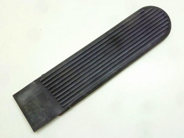 Gummibelag für (Metall-) Gaspedal, A1
