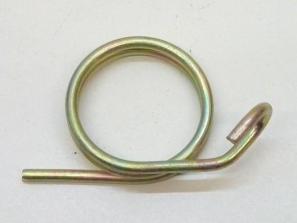 Rückholfeder für 20 mm-Ausrückwelle mit 10,5 cm-Hebel, A1