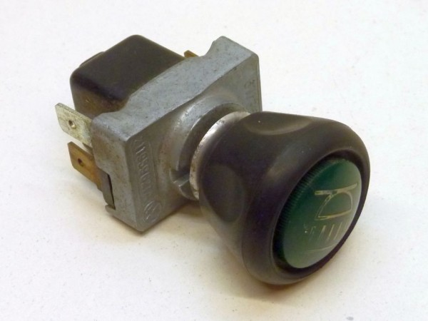 """Schalter für Zusatzscheinwerfer oder Nebelschlußlicht,""""grün"""",A3"""