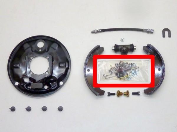 Anbausatz für Bremsbacken, für beide Seiten, A1