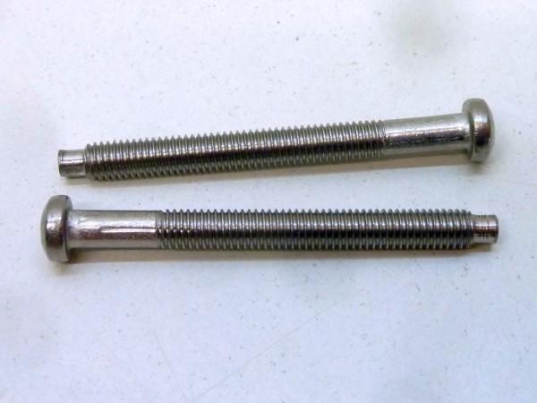 Schrauben für Kunststoff-Scheinwerferzierringe, Paar, A1