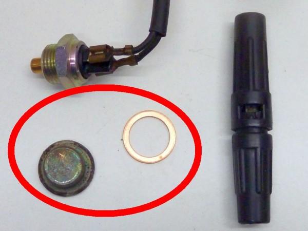 Verschlußschraube für Schaltgehäuse, A3
