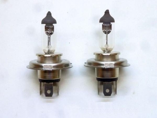 Glühlampen für H4-Scheinwerfer, 12 V, Paar, A1
