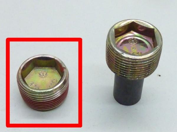 Öleinfüll-/-ablaßschraube für Getriebe, nicht magnetisch, A1
