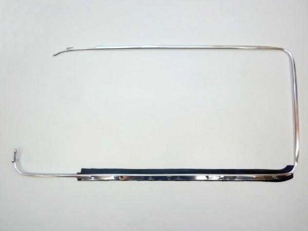 Zierrahmen für Türscheibe, links, A1
