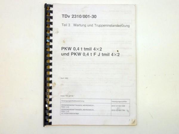 TDV, Teil 3 (Wartung und Truppeninstandsetzung), Kopie, A2