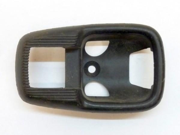Umhüllung für Türöffner, Kunststoff, schwarz, glatt, A3