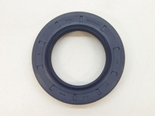 Wellendichtring für Antriebswellenflansch, 42x67x17 mm, A1