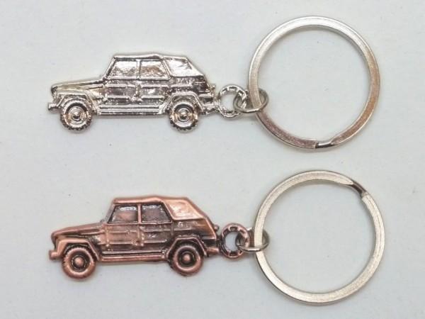 """Schlüsselanhänger """"Kübelwagen, zweidimensional"""", A1"""