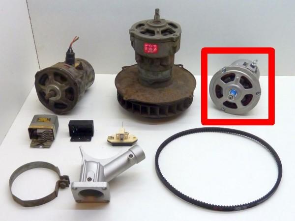 Lichtmaschine, Drehstrom, mit integriertem Regler, C1
