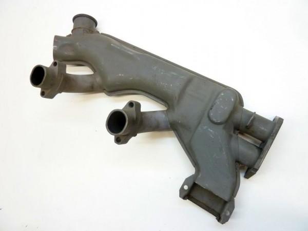 Wärmetauscher, rechts, runder Anschluß, vom VW 411/412, A1/NOS