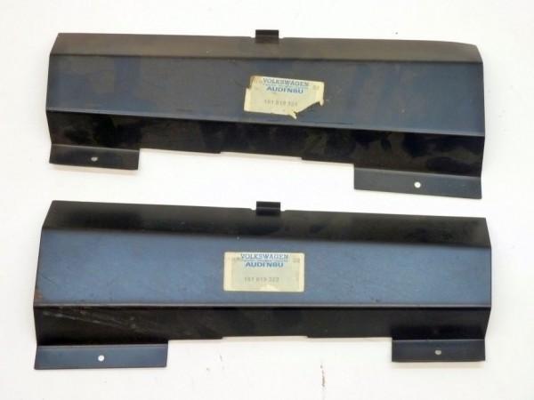 Abdeckung für Heizschlauch im hinteren Fußraum, A1/NOS