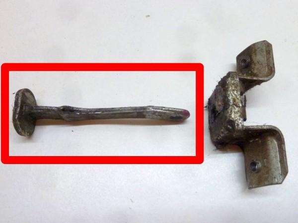 Türfangband, ohne Halter und Gummipuffer, A3