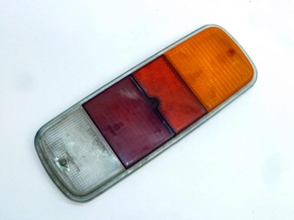 Rücklichtglas, orange/rot/weiß, Hella, A3