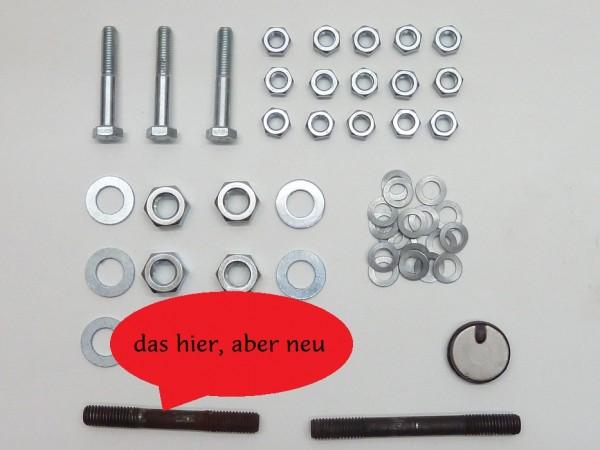 Stiftschrauben M10x82, Paar, A1