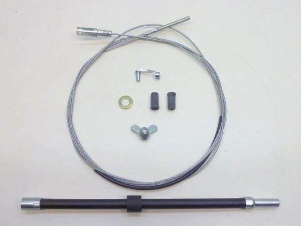Kupplungsseilkomplettsatz, 8/71-, A1
