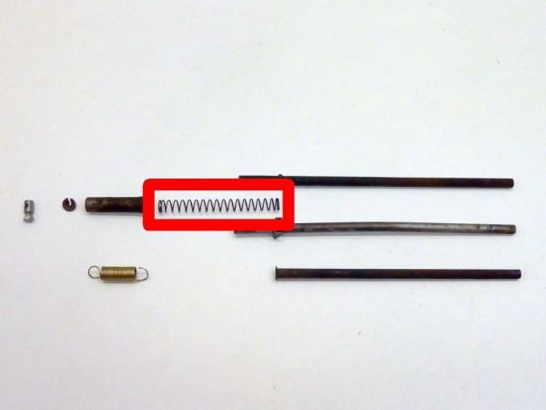 Druckfeder für Gasseil, -1/66, A3