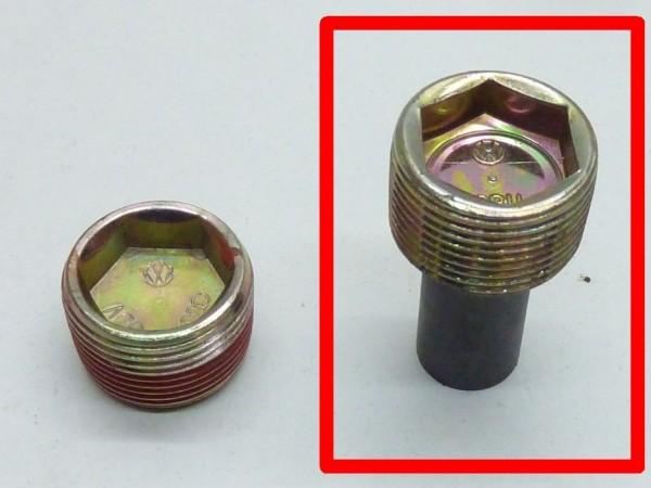 Ölablaßschraube für Getriebe, magnetisch, A1