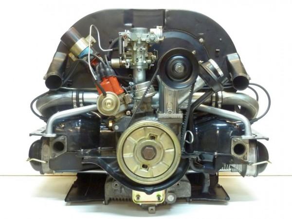 Komplettmotor, 1500/1600, mit Einkanalzylinderköpfen, X2