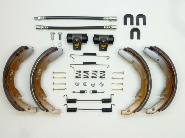 "Bremsenkomplettsatz, ""klein"", X1"