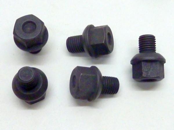 Radschraube, M12x15, Kugelbund, B1