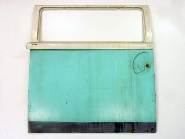 Schiebetür, mit Fensterausschnitt, rechts, -7/73, A3