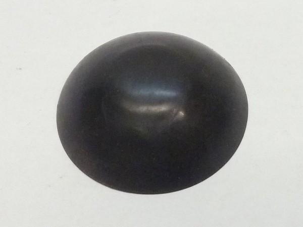 Abdeckkappe für Sechskantschraube mit SW 13, schwarz, A1