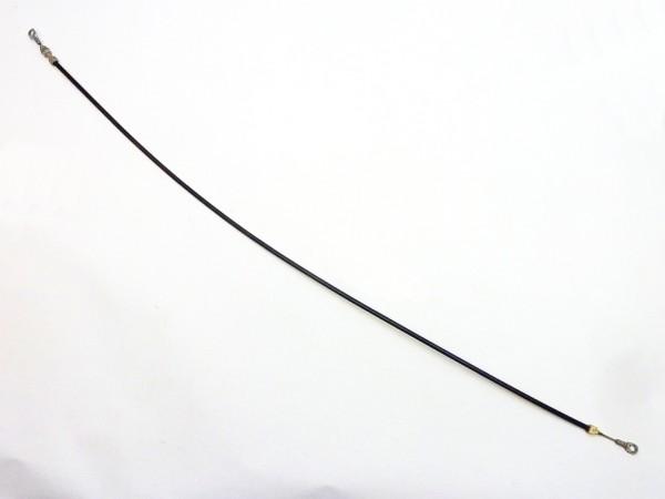 Bowdenzug zum Öffnen, 8/70-7/73, mit Führung, A3