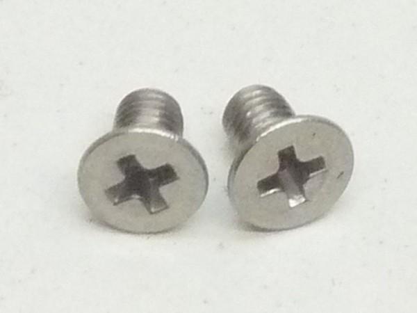 Senkkopfschrauben, M3x5, Paar, A1