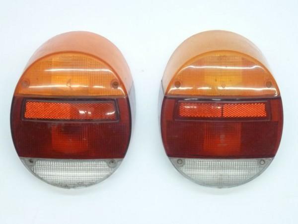Rücklichtglas, orange-rot-weiß, europäische Produktion, A3
