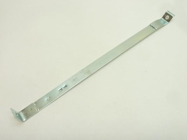 Spannband für Lichtmaschine mit Ø 105 mm, weiß verzinkt, B1