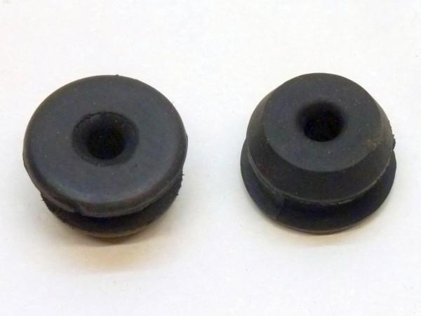 Tüllen für Bremsleitungen, im hinteren Lagerflansch, Paar, B1