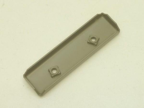 Gewindeplatte für Astabweiserbefestigung, A1/NOS