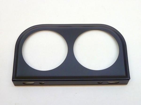 Haltewinkel für zwei Zusatzinstrumente mit Ø 52 mm, A1