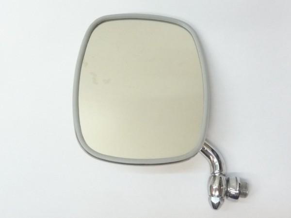Außenspiegel, links, kurz, verchromt, A1/NOS