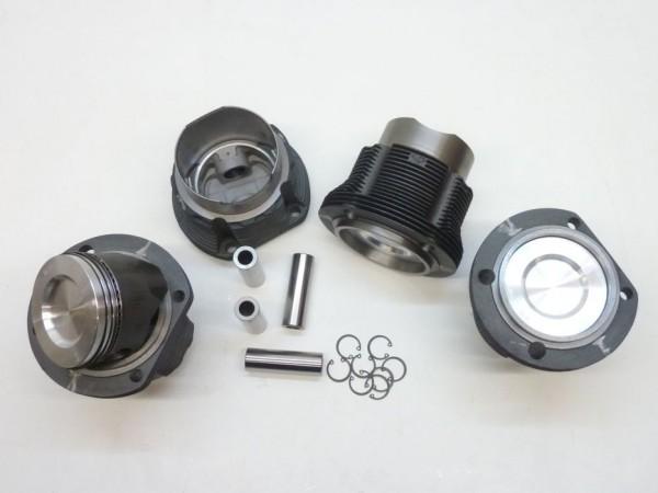 Kolben und Zylinder, 96x66 (1911 ccm), 4er-Satz, B1