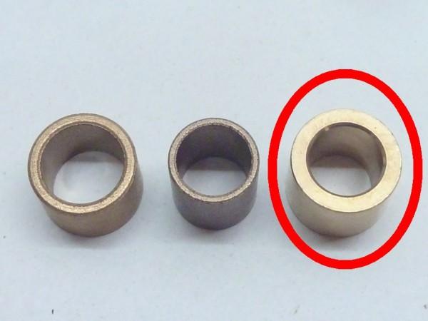 Buchse für Anlasser im Getriebegehäuse, 11x16,5 mm, A1