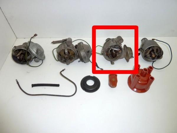 Verteiler (ohne U-Dose und Verschleißteile), 4. Variante, A3