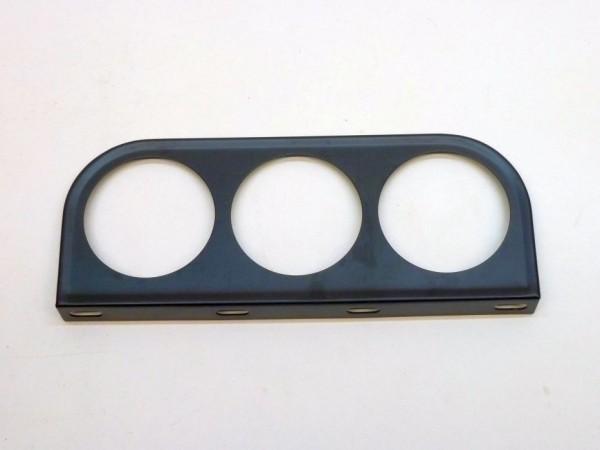 Haltewinkel für drei Zusatzinstrumente mit Ø 52 mm, A1