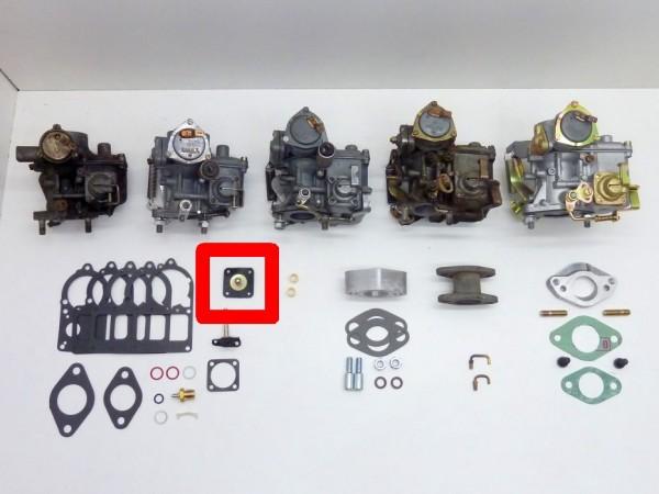 Membran für Beschleunigungspumpe, 28 PICT - 34 PICT-3, B1