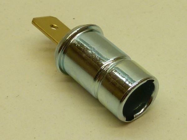Fassung für Instrumentenglühlampe, mit Steckanschluß, A1