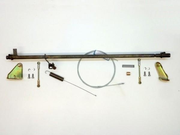 Gasgestänge, komplett, für Fzg. mit Schaltgetriebe, A3