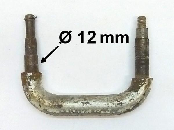 Bügel für hintere Führung, Bolzen-Ø 12 mm, lackiert, A3