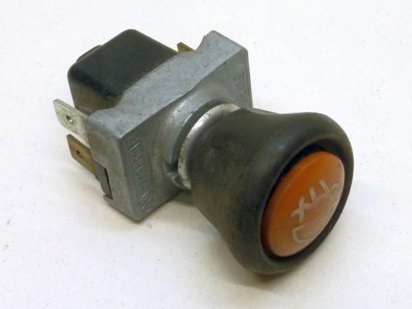 """Schalter f. Zusatzscheinwerfer oder Nebelschlußlicht,""""orange"""",A3"""